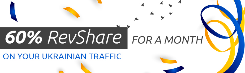 Digest # 10: 60% RevShare on Ukrainian traffic and new soft providers